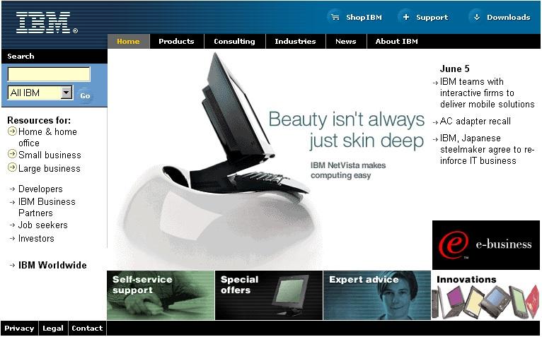 ibm.com v10 June 2000
